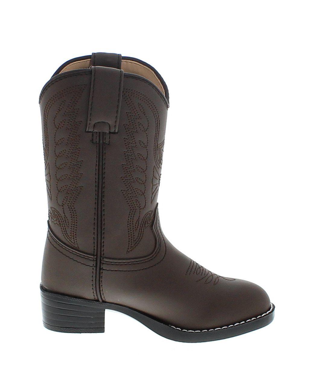 Durango Boots Lil Durango Bt804 Bt904 Brown Kids Western