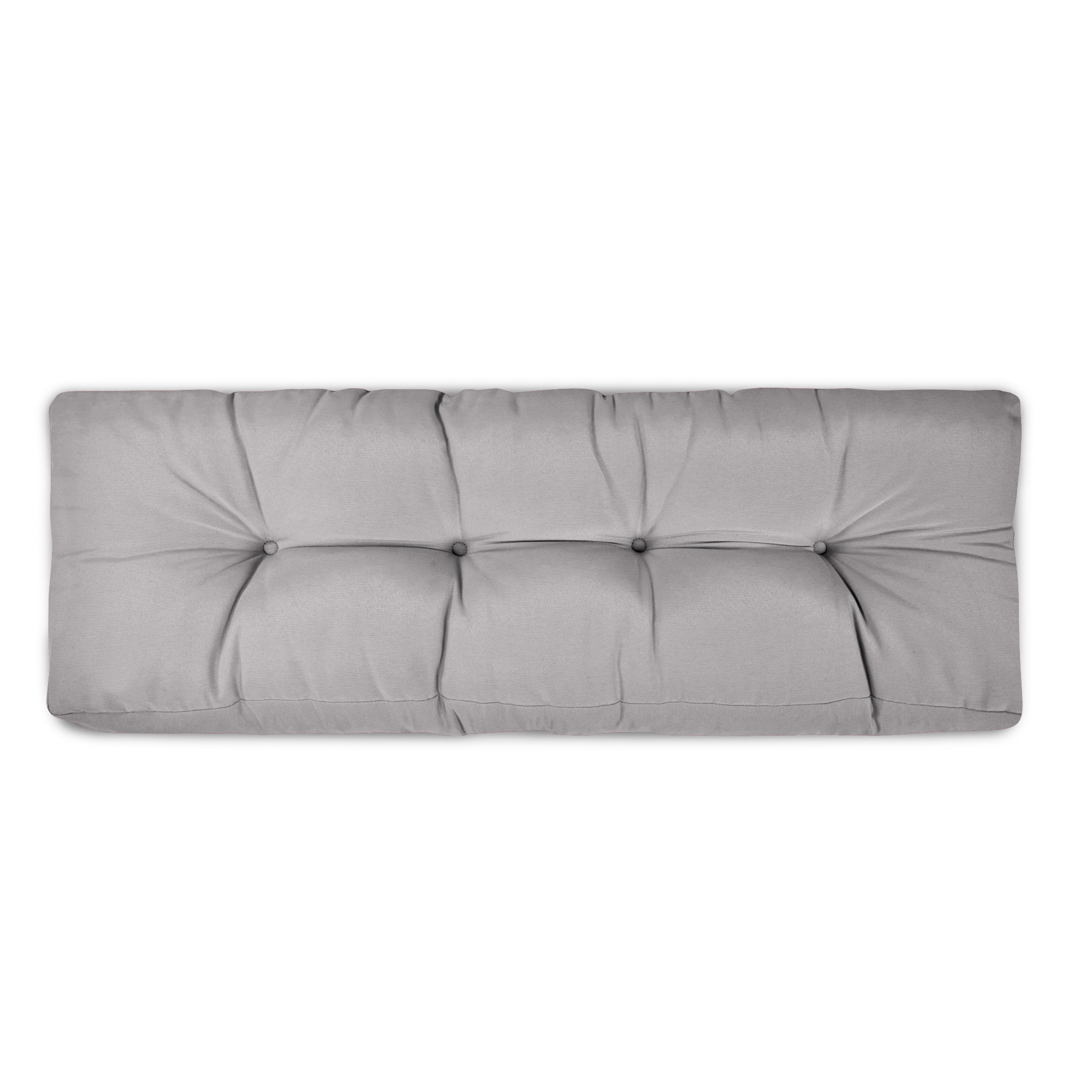 Outdoor Kissen 40 X 40 Details About 1 Euro Pallet Cushion Eco Style 120 X 40 X 20 Cm In Outdoor Back Pad Light Grey