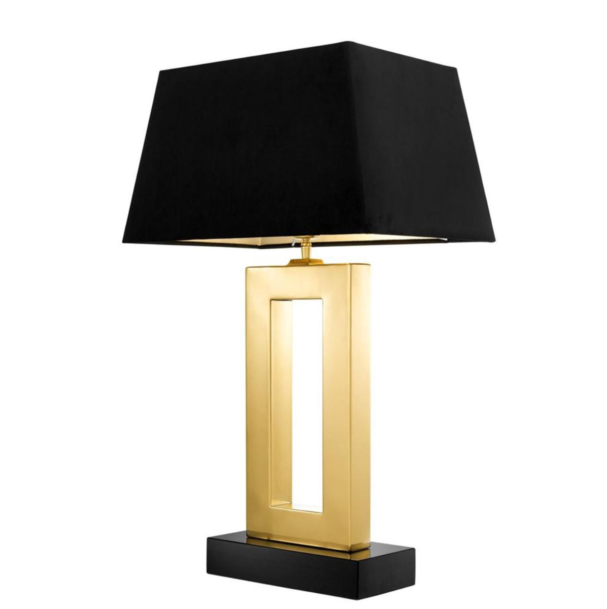 Designer Tischleuchten Casa Padrino Designer Table Light 45 X H 71 Cm Luxury Table Lamp