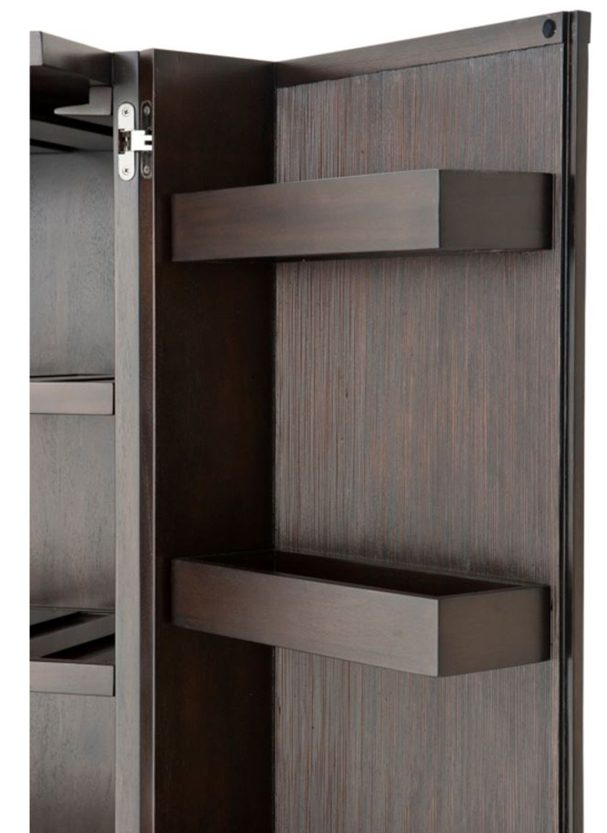 Casa Padrino Bar Weinschrank Casa Padrino Designer Wine Cabinet 81 5 X 50 5 X H 168 Cm Luxury Collection