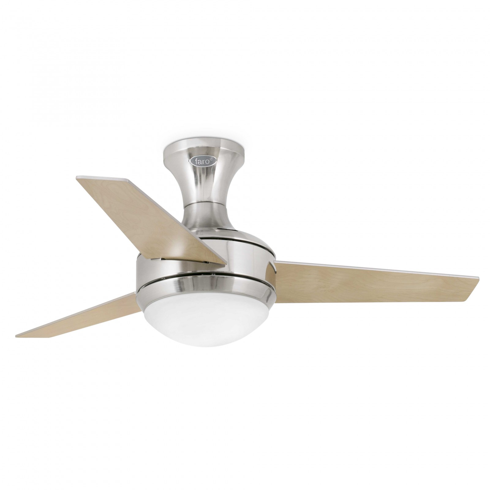 Mini Ceiling Fans Ceiling Fan Mini Ufo Nickel With Light And Remote Ceiling