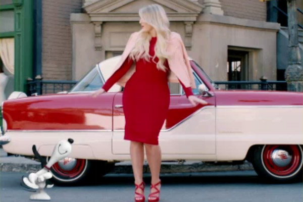 Royal Rise Car Wallpapers Meghan Trainor Dances With Snoopy In Better When I M