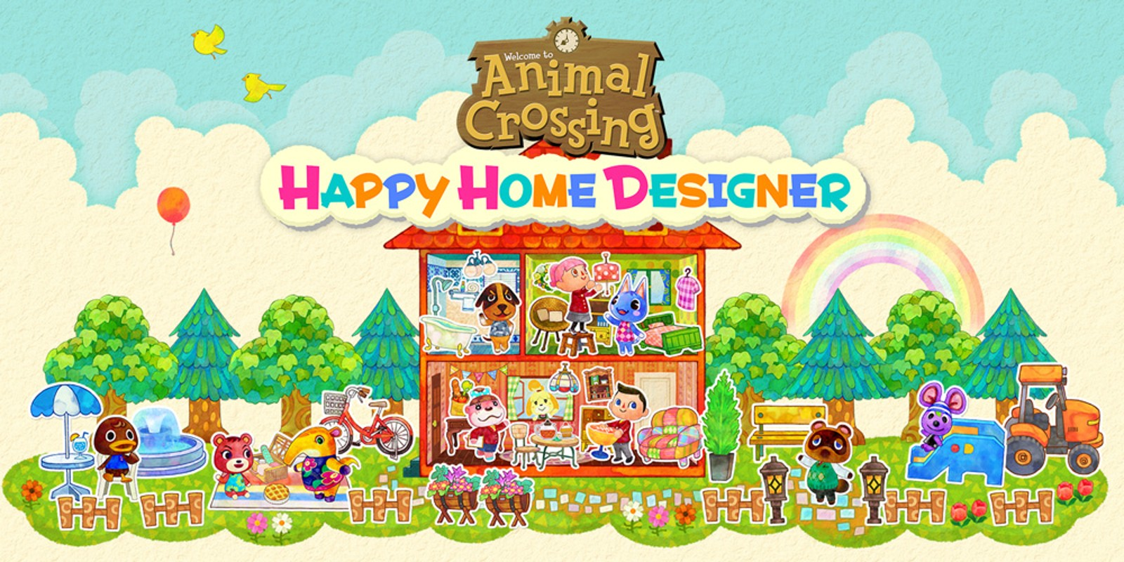 How To Be A Home Designer Animal Crossing Happy Home Designer Nintendo 3ds Jeux
