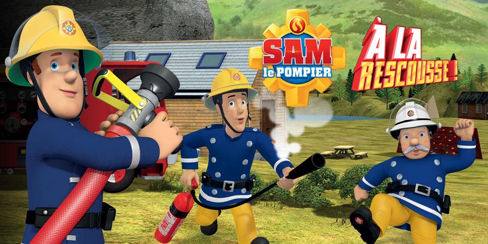 Fireman Sam 3d Wallpaper Sam Le Pompier A La Rescousse Nintendo 3ds Jeux