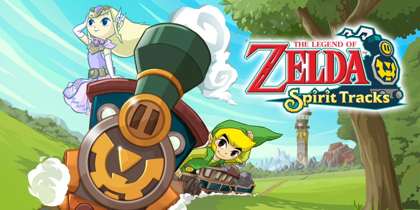 Zelda Ocarina Of Time 3d Wallpaper The Legend Of Zelda Spirit Tracks Nintendo Ds Jeux