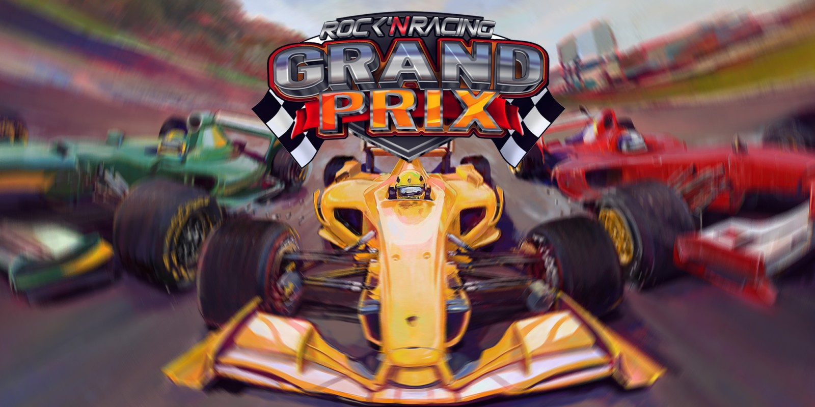 Prix Grand Prix Rock N Racing Nintendo Switch Download Software