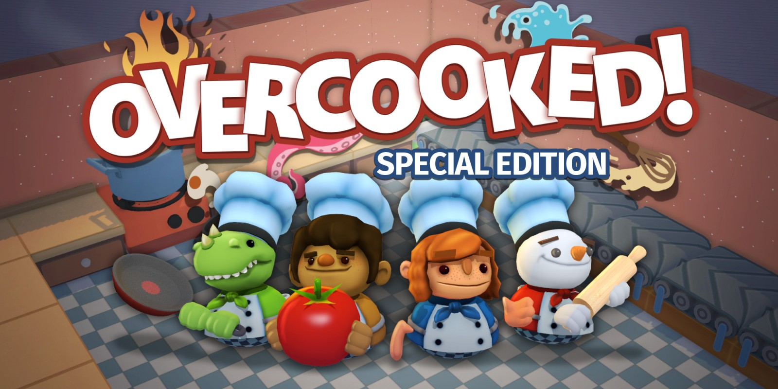 Küchen Spiele Kostenlos Online Overcooked Special Edition Nintendo Switch Download Software