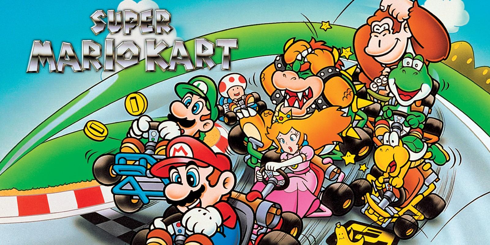 The Legend Of Zelda Wallpaper Hd Super Mario Kart Super Nintendo Spiele Nintendo