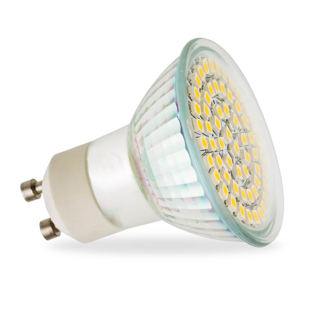 Led Gu10 Gu10 Smd5060 Cold White