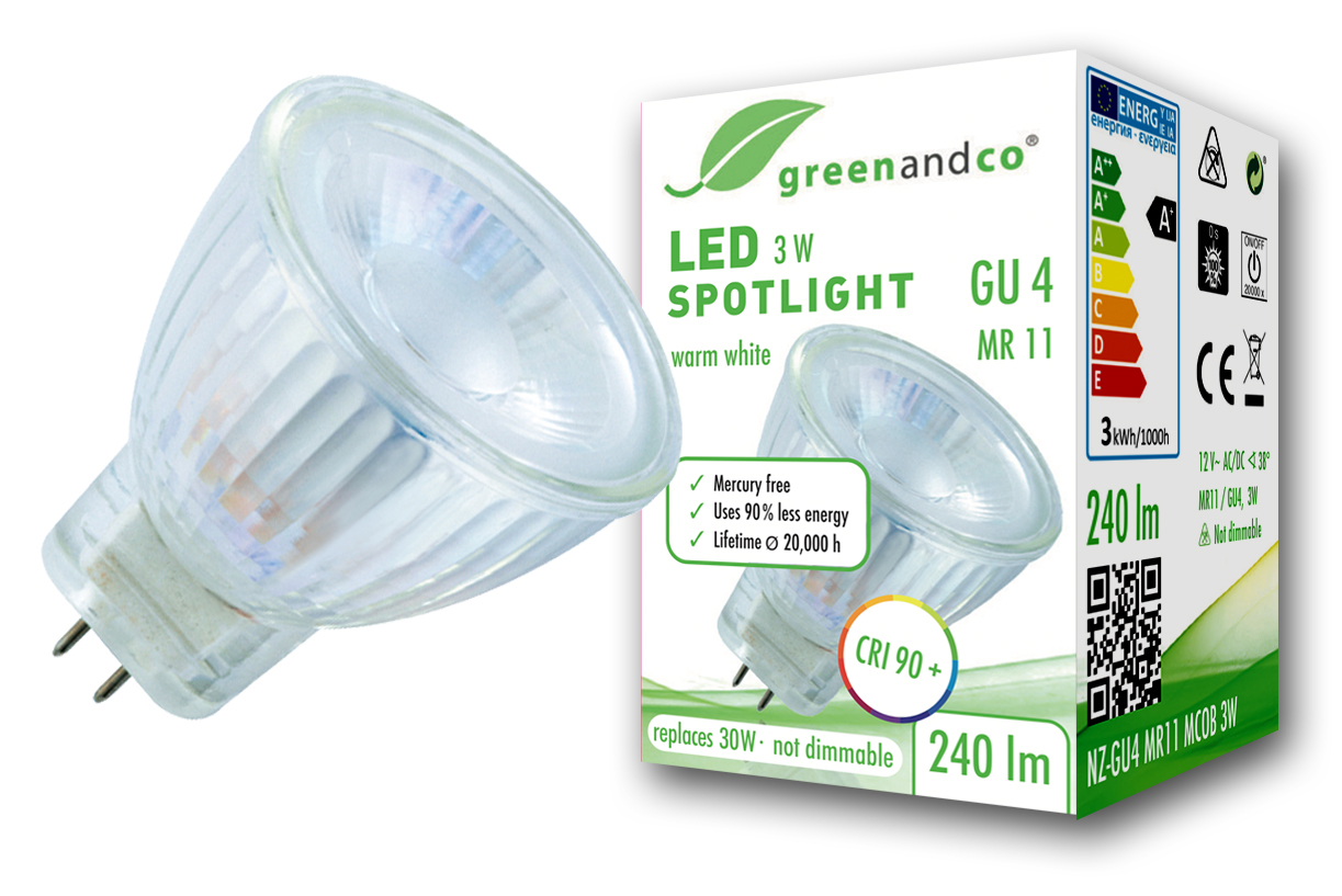 Led Gu4 Dimmbar Led Gu4 Dimmbar G4 Led Spot