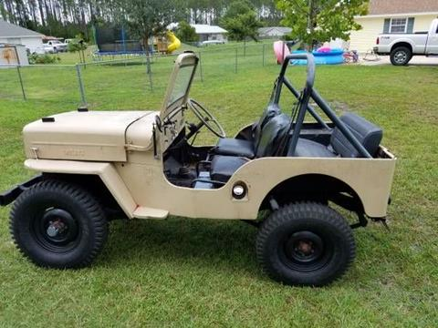Used Willys For Sale - Carsforsale®