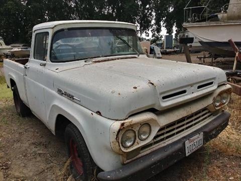 Used 1960 Ford F-100 For Sale - Carsforsale®