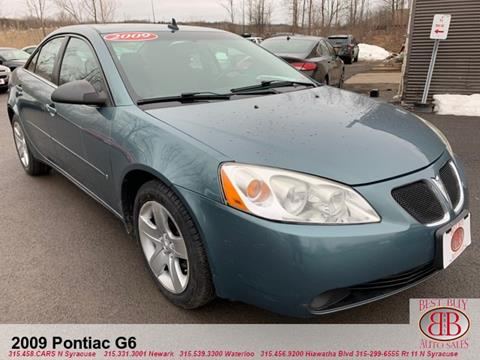 Used Pontiac G6 For Sale in New York - Carsforsale®