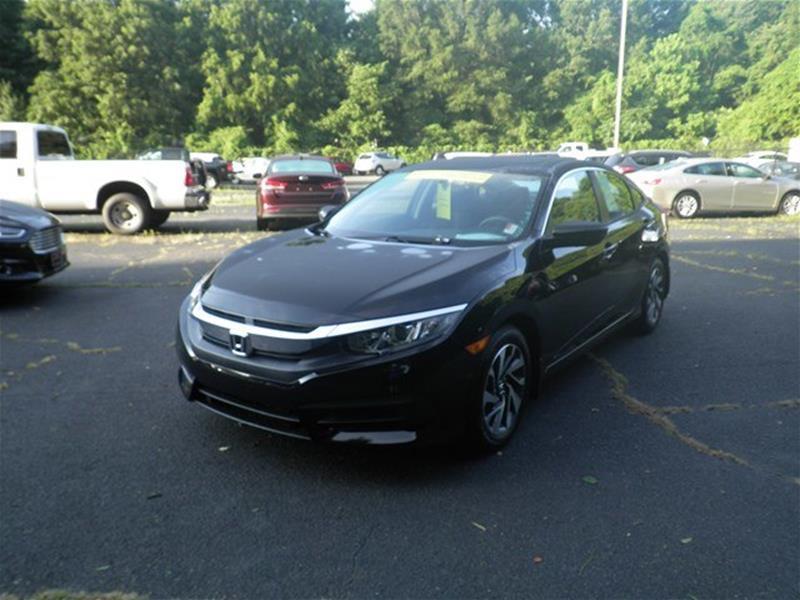 2017 Honda Civic EX 4dr Sedan In Winston-Salem NC - Credit Union