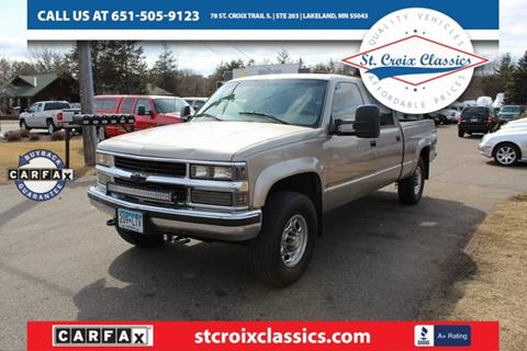 Used Chevrolet C/K 2500 Series For Sale - Carsforsale®