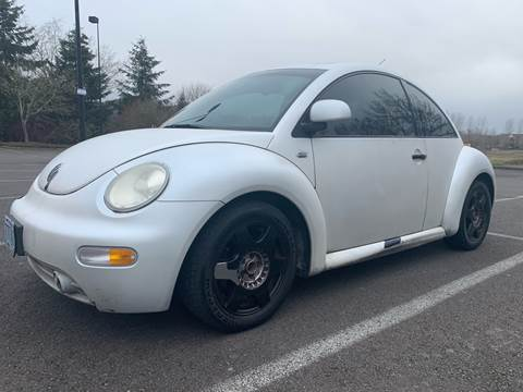 Used 1999 Volkswagen Beetle For Sale - Carsforsale®