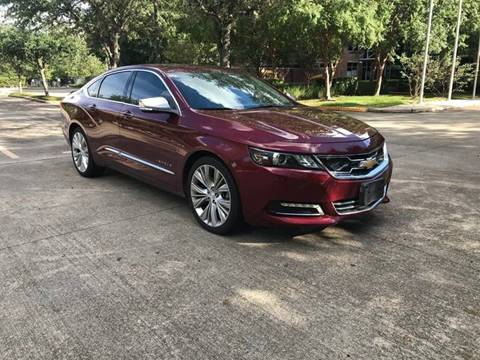 Used 2016 Chevrolet Impala For Sale - Carsforsale®