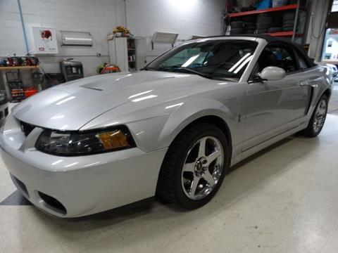 Used Ford Mustang SVT Cobra For Sale - Carsforsale®