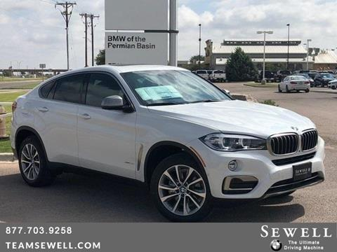 New BMW X6 For Sale in Texas - Carsforsale®