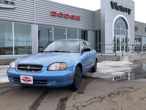 Used Suzuki Esteem For Sale - Carsforsale®