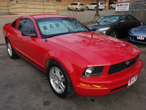 Used 2008 Ford Mustang For Sale - Carsforsale®