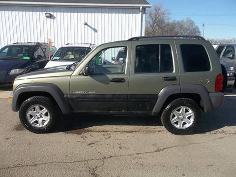 Used Jeep Liberty For Sale in South Dakota - Carsforsale®