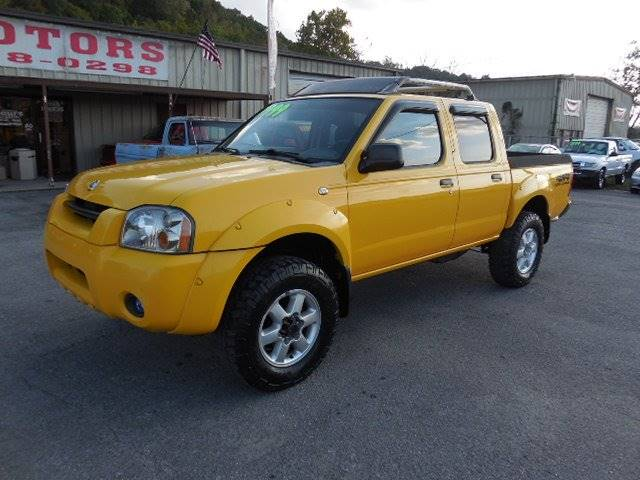 2003 Nissan Frontier 4dr Crew Cab SC-V6 4WD SB In Kingsport TN
