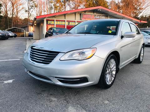Chrysler For Sale in Raleigh, NC - Mira Auto Sales