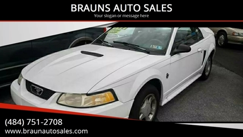 Used 1999 Ford Mustang For Sale - Carsforsale®
