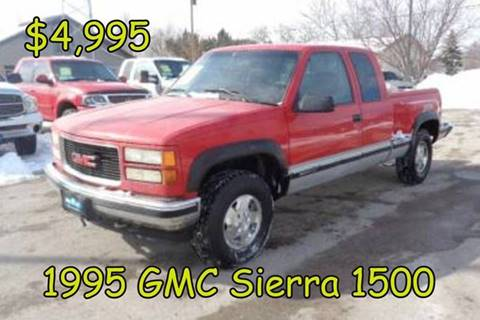 Used 1995 GMC Sierra 1500 For Sale - Carsforsale®