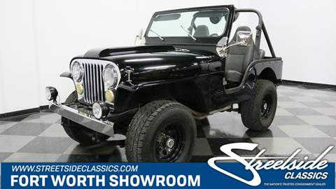 Used 1977 Jeep CJ-5 For Sale - Carsforsale®
