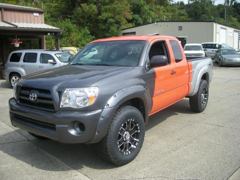 2009 Toyota Tacoma V6 In Clarksburg WV - Dave Rexroad Motor Sales