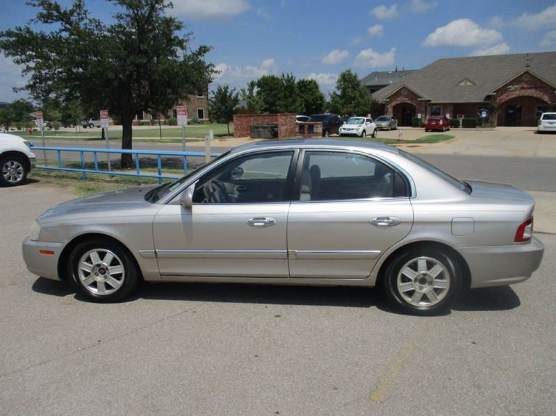 2006 Kia Optima EX 4dr Sedan In Moore OK - BUZZZ MOTORS