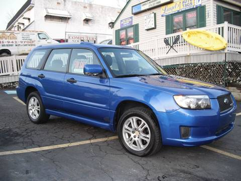 Used 2008 Subaru Forester For Sale - Carsforsale®
