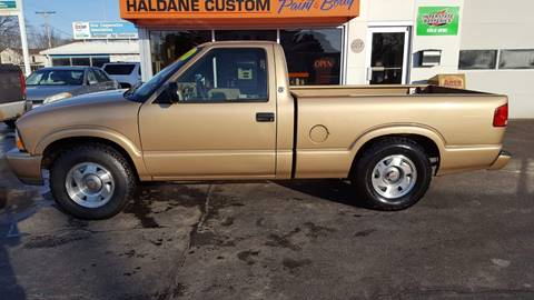Used 2000 GMC Sonoma For Sale - Carsforsale®