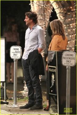 Bradley Cooper: 'Hangover Part Three' Kissing Scene!