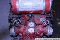 Ziegler Tragkraftspritze Feuerwehr Pumpe TS 8/8 FP 8/8 VW ...