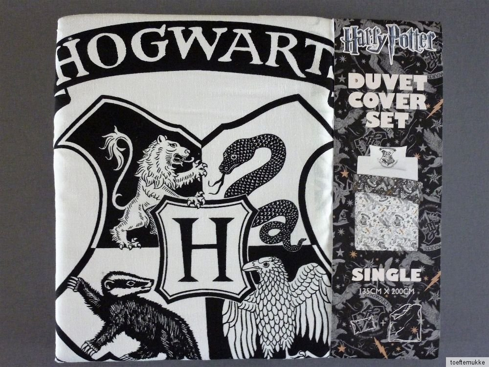 Primark Harry Potter Bettwäsche Neu Harry Potter Hogwarts BettwÄsche Set 135 X 200