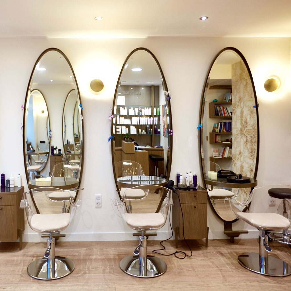 Salon De Coiffure Diamant Noir Beauty Salon Decoration Joy Studio Design Gallery Best