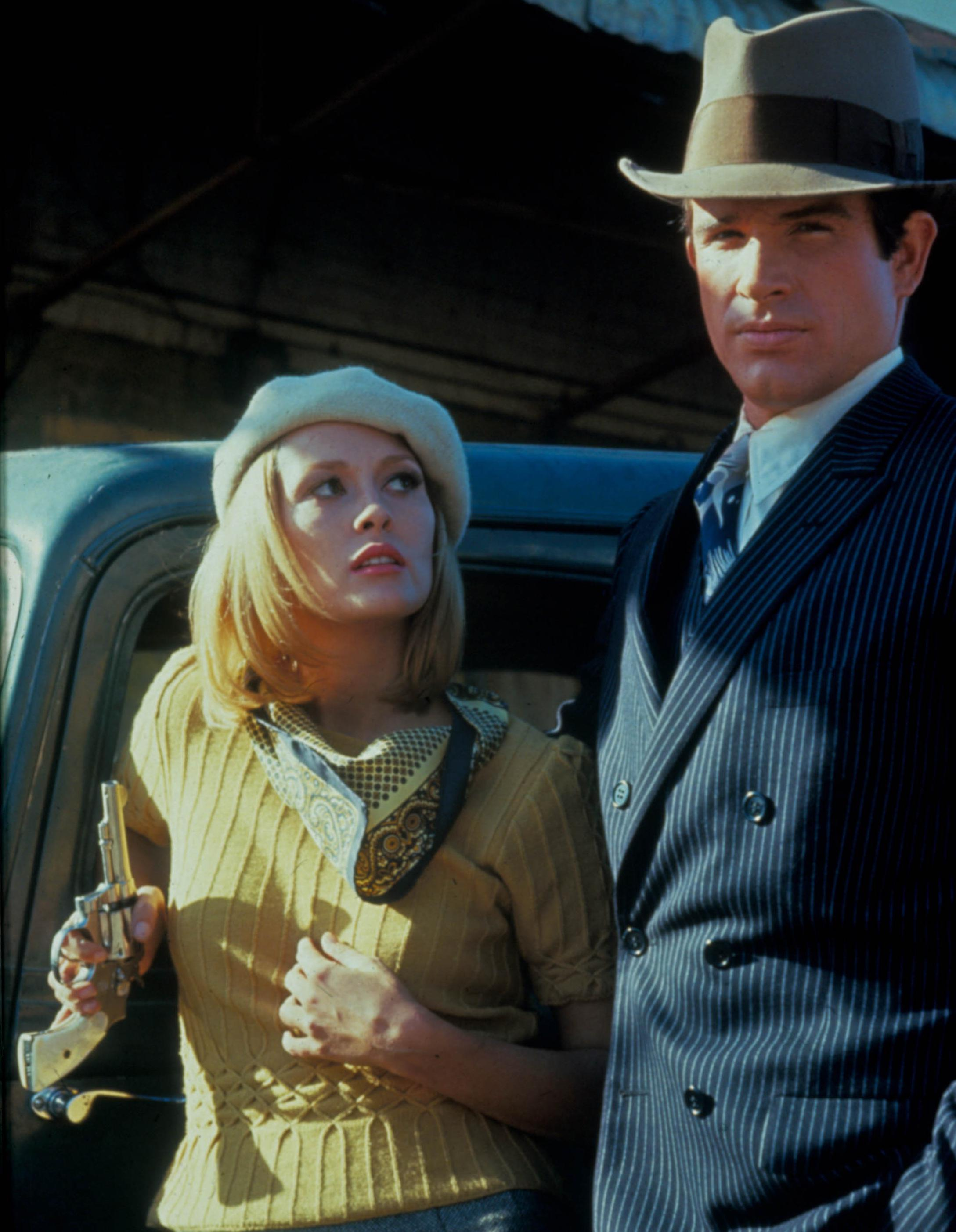 Faye Decoration Le Look De La Semaine : Faye Dunaway Dans « Bonnie And