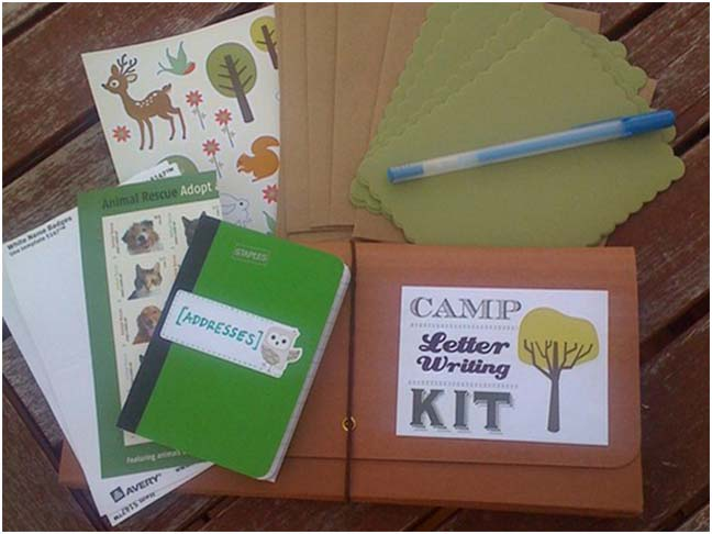 How to Write Letters to Camp And check out our short jokes Pinterest - new letter format for request to cheque book