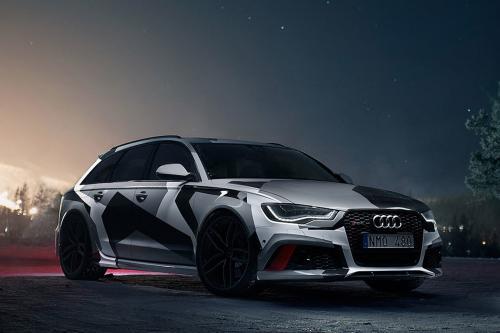 Turbo Wallpaper Car Jon Olsson Reveals His Audi Rs6 Avant