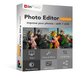 InPixio Photo Editor Premium 1.7.6521 [Latest] Serial Key Free