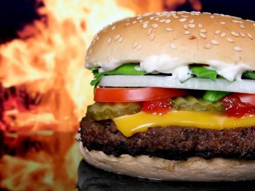 Medium Of Burger King Adult Meal
