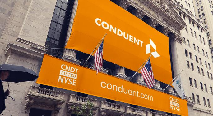 Needham Conduent (NYSECNDT) Could Net $175-450M With Business