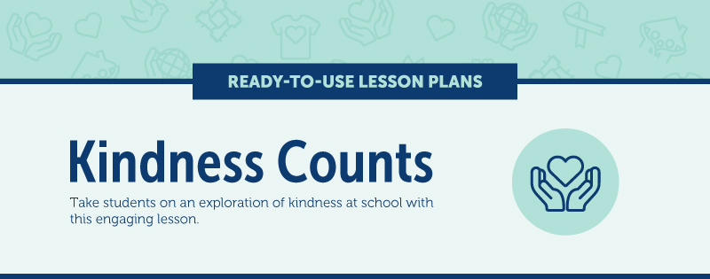 Lesson Plan Kindness Counts - Advancement Courses