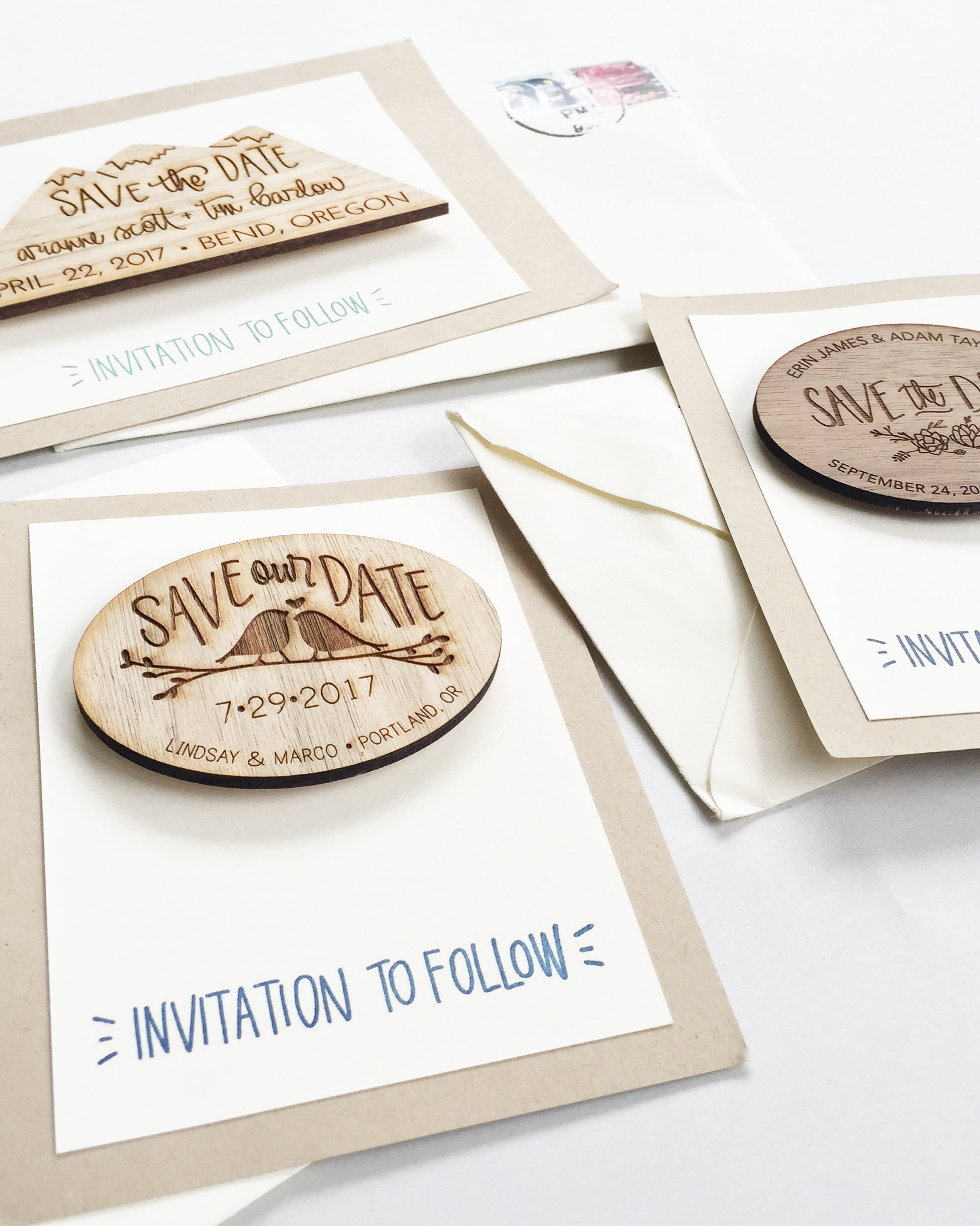 Fullsize Of Save The Date Magnets