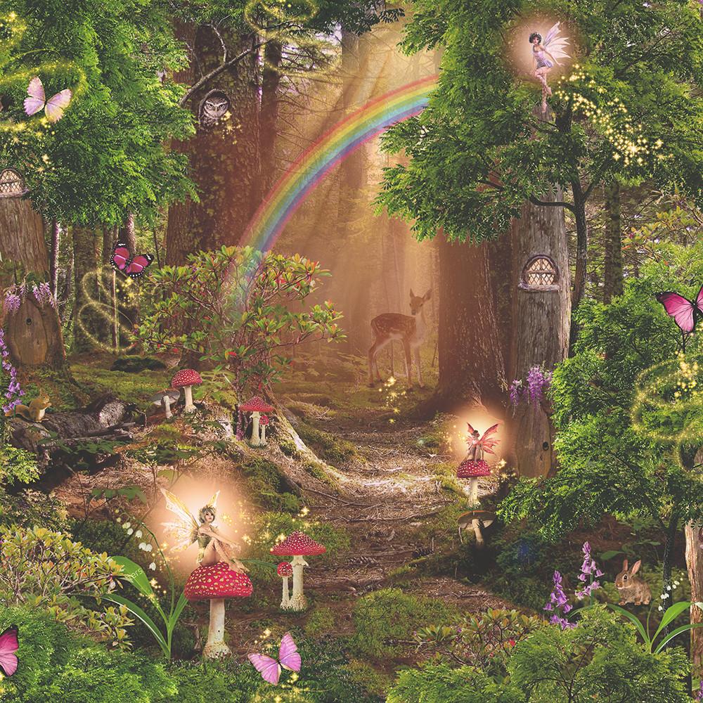 3d Tinkerbell Wallpaper Magic Garden Wallpaper Arthouse Wallpaper Lancashire