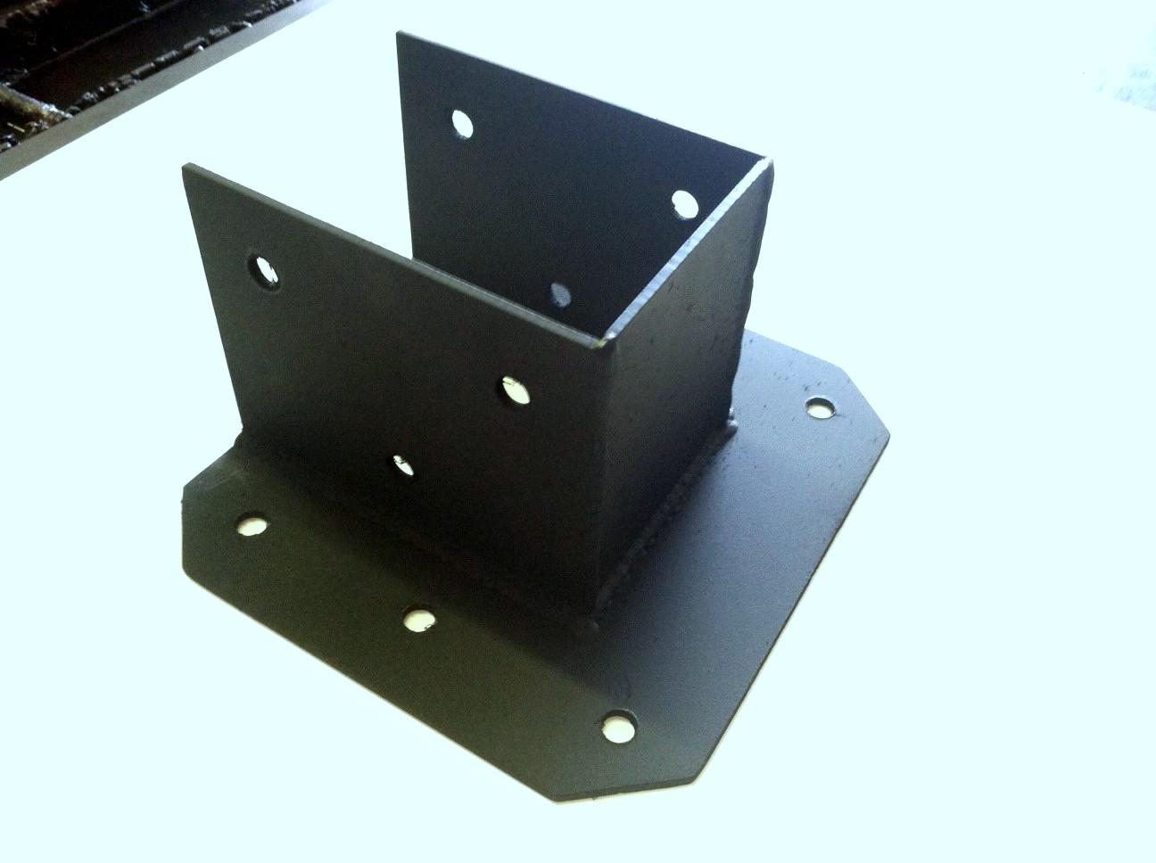 Custom Decorative Metal Brackets