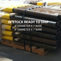 Steel Pipe Bollards